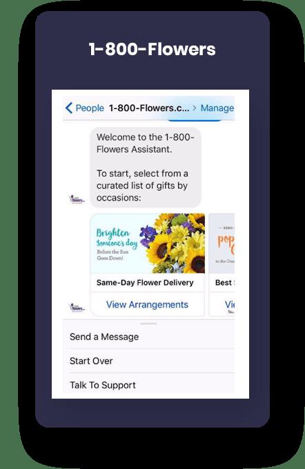 Flowers-MessengerBot