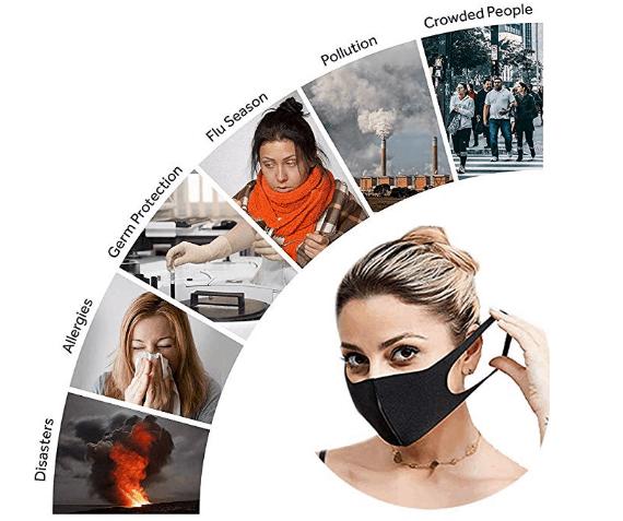 Uses of Advanced Protective Mask